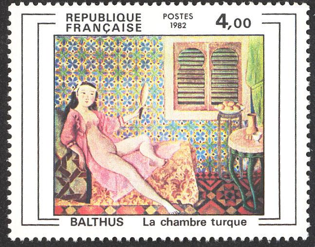 Tableaux for Balthus la chambre